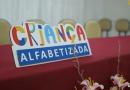 LANÇAMENTO DO PROGRAMA CRIANÇA ALFABETIZADA